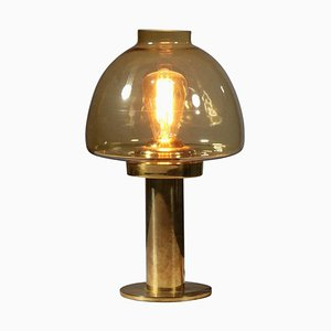 Lámpara de mesa sueca vintage de Hans-Agne Jakobsson, años 60