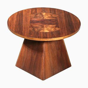 Art Deco Side or Coffee Table, 1930s