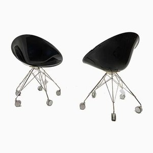 Vintage Eros Chair by Philippe Starck for Kartell