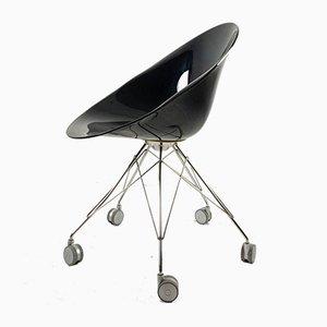 Sedia Eros vintage di Philippe Starck per Kartell