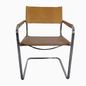 Cantilever Armchair by Mart Stam & Marcel Breuer for Jox Interni, 1970s