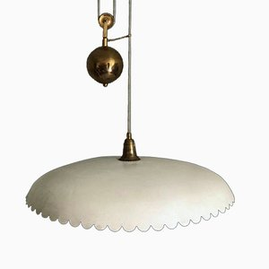 Mid-Century Rise and Fall Light