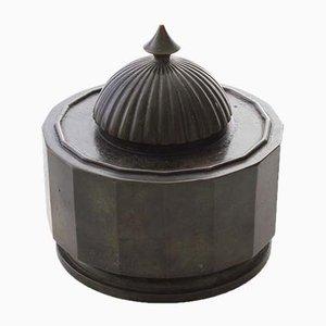 Boîte en Bronze de Guldsmedsaktiebolaget, 1920s