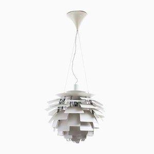 Lampada da soffitto Artichoke Mid-Century moderna di Poul Henningsen per Louis Poulsen, Scandinavia
