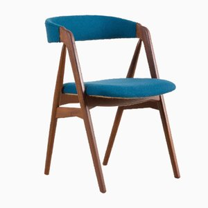 Teak Dining Chairs by Thomas Harlev for Farstrup Møbler, 1950s, Set of x