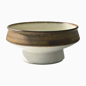 Ego Stoneware Bowl by Bruno Karlsson for EGO Stengods, 1970s