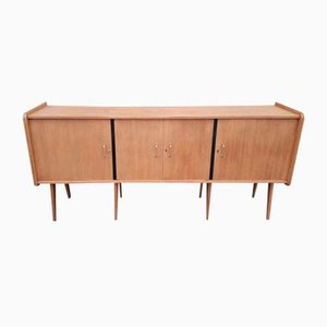 Sideboard with Compass Feet, 1950s