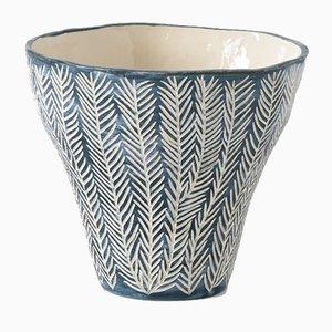 Blue Aqua Vase by Atelier KAS