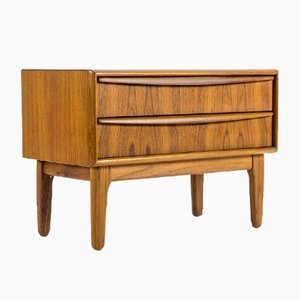Mid-Century Teak Chest of Drawers by Svend Aage Madsen for K. Knudsen & Son, 1960s