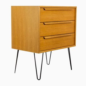 Mid-Century German Teak Chest of Drawers from WK Möbel, 1960s