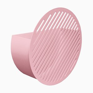 Diagonal Wall Basket Set in Pink by Andreason & Leibel for Swedish Ninja