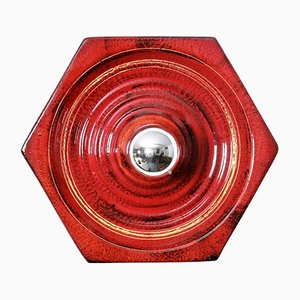Fat Lava Sconce from Hustadt Leuchten, 1970s