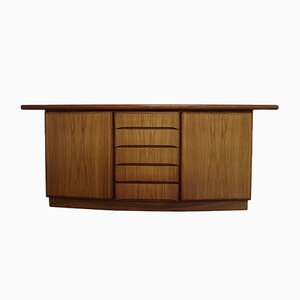 Mid-Century Rosewood Sideboard from Rasmus, 1970s