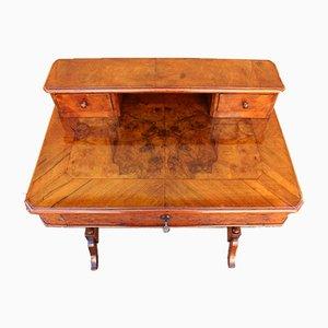 Louis Philippe Walnut Desk