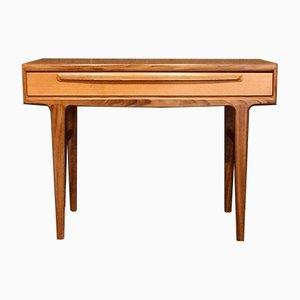 Fonseca Collection Teak Desk by John Herbert for A. Younger Ltd., 1960s