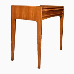 Tavolino in teak di John Herbert per A. Younger Ltd., 1968