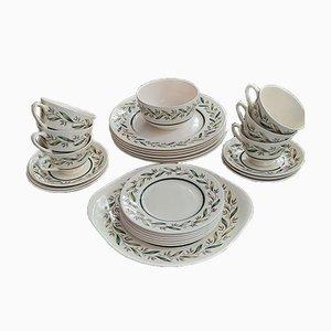 Set da tavola Willow Willow di Royal Doulton, anni '50, set di 26