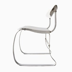 Health Chair by Hermann A. Sperlich for Ironrite Inc. Detroit, 1940s