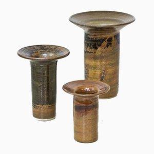 Vasen von Carl-Harry Stålhane, 1970er, 3er Set