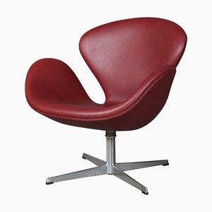 Mid-Century Swan Chair von Arne Jacobsen für Fritz Hansen