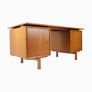 Deutscher Mid-Century Schreibtisch, 1970er