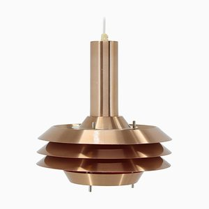 Trava Pendant Lamp by Carl Thore for Granhaga, Sweden, 1960s