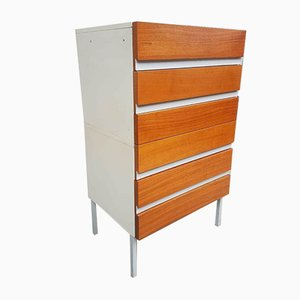 Mid-Century Opus 22 Chest of Drawers by Walter Muller for Stag, Set of 2