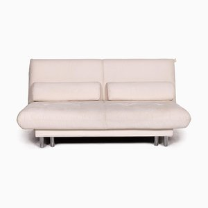Cream Fabric Quint 2-Seat Sofa from Brühl & Sippold