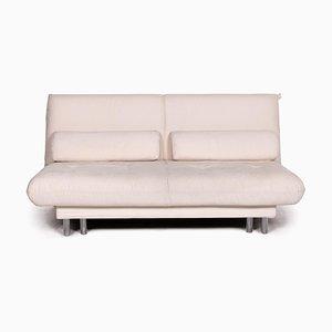 Cremefarbenes Quint 2-Sitzer Sofa von Brühl & Sippold