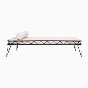 Sofá cama Arielle de Wim Rietveld para Auping, años 50