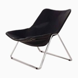 G1 Lounge Chair by Pierre Guariche for Airborne, France, 1960s