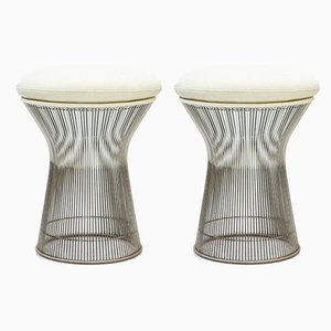 Stools by Warren Platner for Knoll, 1960s, Set of 2