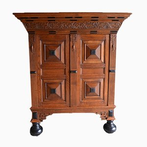 Antique Oak Gelderland Cabinet