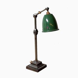 Kleine industrielle Tischlampe von Dugdills, 1930er