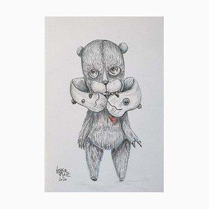 Cagoulours par Jessica Pliez