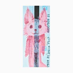 Small Pink von Jessica Pliez, 2018