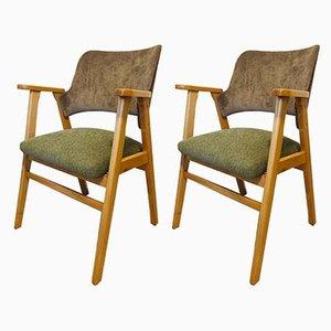 Esszimmerstühle von Cees Braakman für Pastoe, 1960er, 2er Set