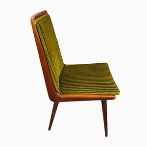 Mid-Century Modern Dutch Dining Chair
