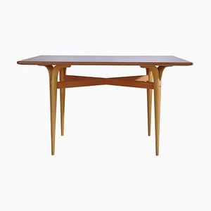 Table Scandinave Moderne avec Fente-Fente par Bruno Mathsson pour Karl Mathsson, 1961