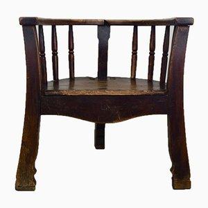 Chaise de Capitaine Antique, Pays-Bas