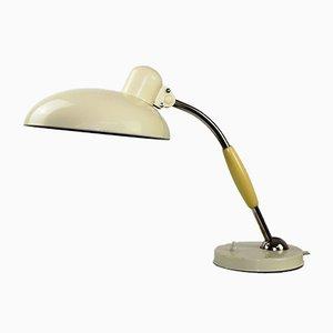 Lampada da tavolo Bauhaus vintage di Christian Dell per Koranda, anni '40