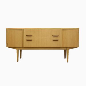 Compact Light Teak Sideboard from Symbol, 1960s