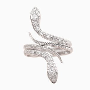 Anello Diamond Snake