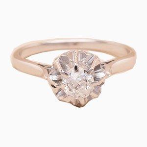 Mini anillo Solo Diamond, años 50