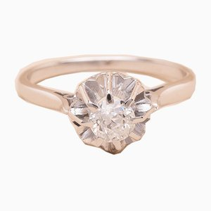 Mini Solo Diamantring, 1950er