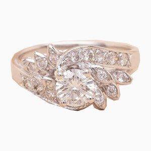 Bague Louison Vintage en Diamant
