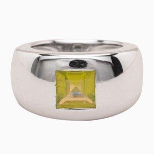 Vintage Bella Peridot Ring von Chaumet