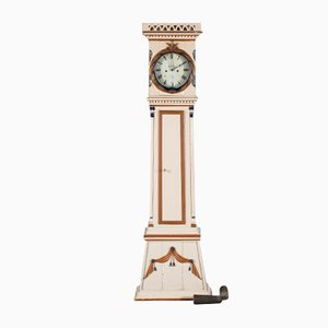 Bornholm Grandfather Clock from Mogens Westh, 1879