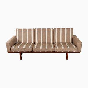 Mid-Century GE-236 3-Seat Sofa by Hans J. Wegner for Getama, 1960s