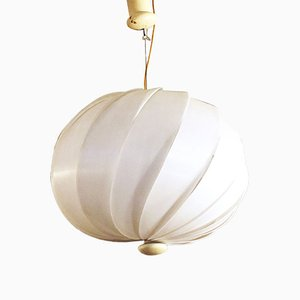 Italian Spiral Shaped Ceiling Lamp, 1970s
